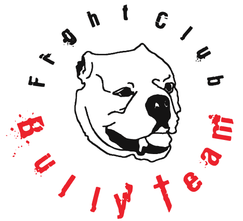 Fight Club Bully Team Logo